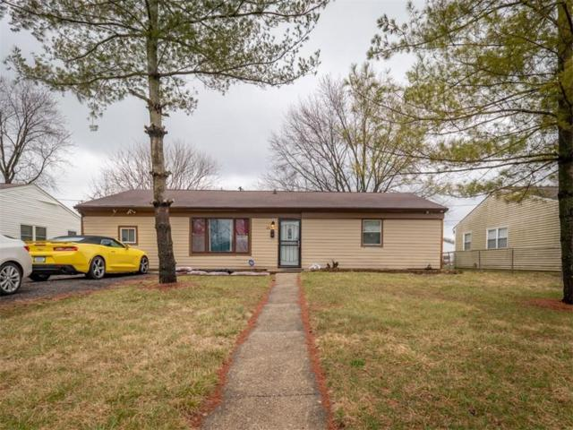 2815 Hillside Avenue, Indianapolis, IN 46218 (MLS #21628479) :: Mike Price Realty Team - RE/MAX Centerstone