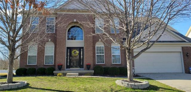 5910 Ramsey Drive, Noblesville, IN 46062 (MLS #21628497) :: The Evelo Team