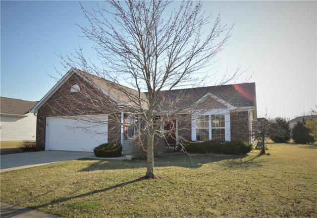 820 Montezuma Express Drive, Greenfield, IN 46140 (MLS #21628531) :: The ORR Home Selling Team