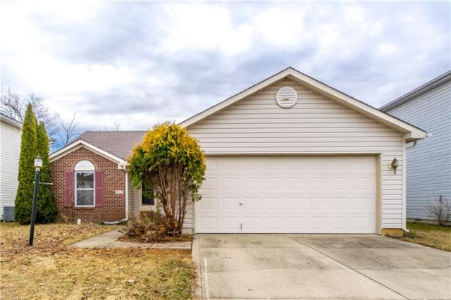 3607 Whistlewood Lane, Indianapolis, IN 46239 (MLS #21628538) :: FC Tucker Company
