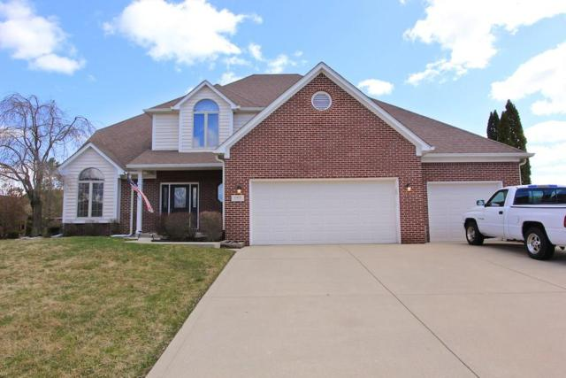 1145 Forest Commons Drive, Avon, IN 46123 (MLS #21628588) :: The Evelo Team
