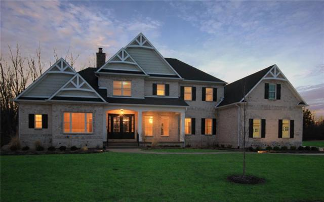 6900 Oldfields Lane, Zionsville, IN 46077 (MLS #21628598) :: AR/haus Group Realty