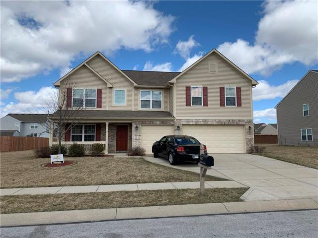 8142 Oakley Lane, Avon, IN 46123 (MLS #21628599) :: HergGroup Indianapolis