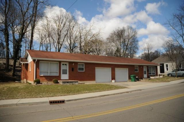 507 - 509 N 14TH Street, New Castle, IN 47362 (MLS #21628612) :: HergGroup Indianapolis