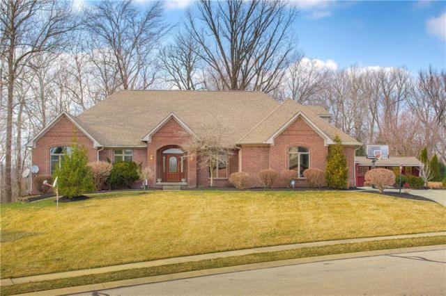 1808 Willow Bend Court, Avon, IN 46123 (MLS #21628653) :: The Evelo Team