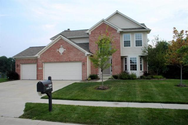 5889 Catlin Lane, Noblesville, IN 46062 (MLS #21628663) :: HergGroup Indianapolis