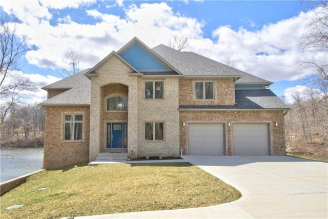3208 Goshawk Lane, Martinsville, IN 46151 (MLS #21628679) :: The ORR Home Selling Team