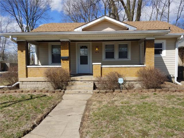 3674 Creston Drive, Indianapolis, IN 46222 (MLS #21628681) :: Mike Price Realty Team - RE/MAX Centerstone