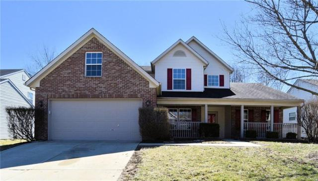 7147 Topp Creek Court, Indianapolis, IN 46214 (MLS #21628690) :: The Evelo Team