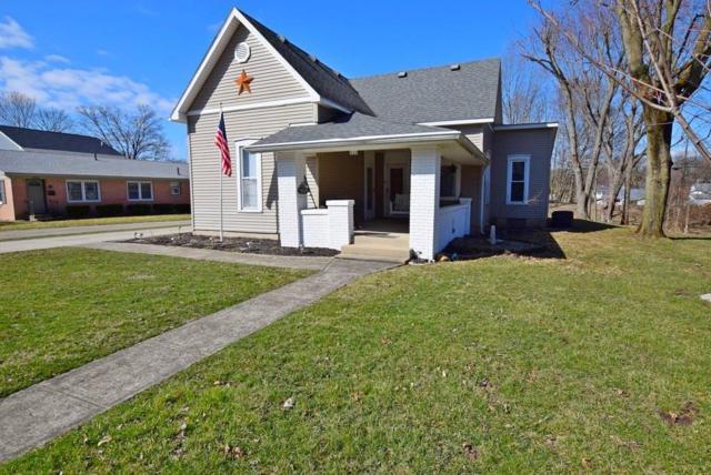 334 S Pendleton Avenue, Pendleton, IN 46064 (MLS #21628695) :: The ORR Home Selling Team