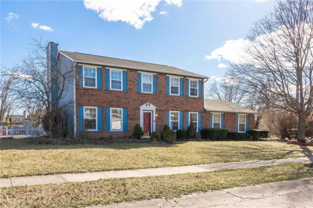 11125 Baycreek Drive, Indianapolis, IN 46236 (MLS #21628697) :: Mike Price Realty Team - RE/MAX Centerstone
