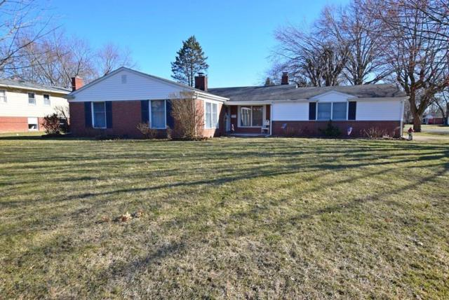 1108 Melrose Drive, Anderson, IN 46011 (MLS #21628702) :: The ORR Home Selling Team