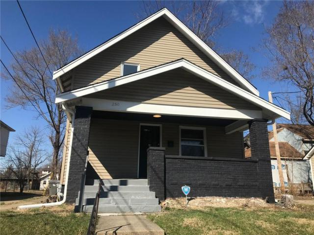 250 N Oakland Avenue, Indianapolis, IN 46201 (MLS #21628714) :: Mike Price Realty Team - RE/MAX Centerstone