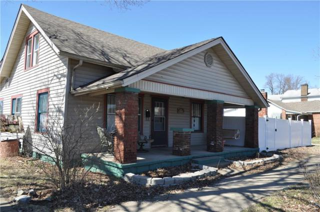 190 S Wayne Street, Martinsville, IN 46151 (MLS #21628720) :: The Evelo Team