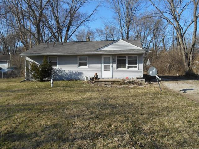 1948 W 64TH Street, Indianapolis, IN 46260 (MLS #21628725) :: The Evelo Team