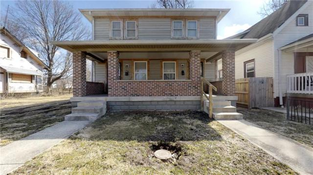 3121 N Ruckle Street, Indianapolis, IN 46205 (MLS #21628726) :: AR/haus Group Realty
