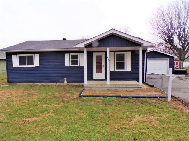 840 S Cherry Street, Martinsville, IN 46151 (MLS #21628749) :: HergGroup Indianapolis