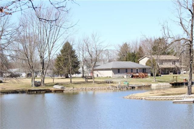 856 SE Dru Cove, Greensburg, IN 47240 (MLS #21628777) :: The ORR Home Selling Team