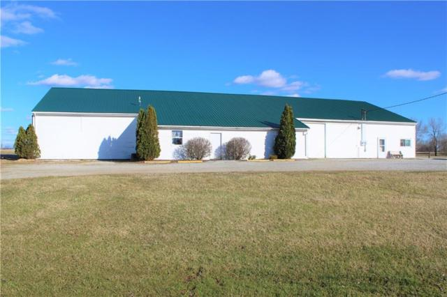 7088 S State Road 3 Highway, Milroy, IN 46156 (MLS #21628780) :: David Brenton's Team