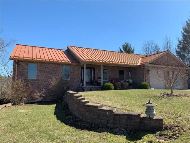 535 NW Santee Drive, Greensburg, IN 47240 (MLS #21628786) :: The ORR Home Selling Team