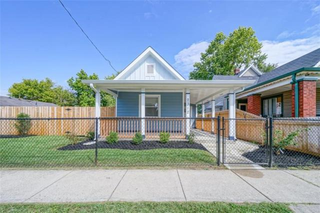 2312 Hoyt Avenue, Indianapolis, IN 46203 (MLS #21628799) :: The Evelo Team