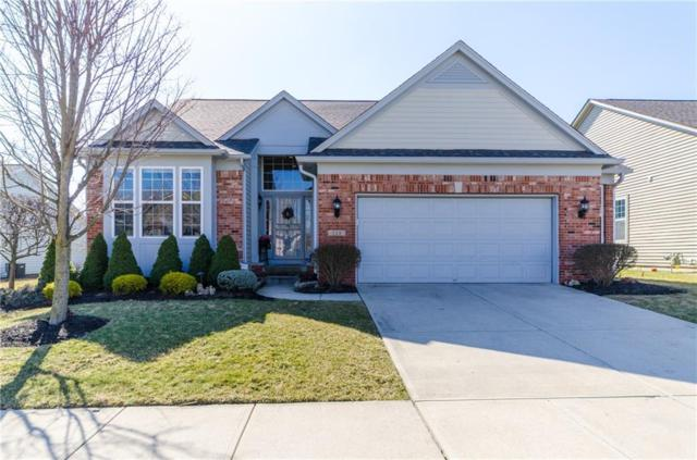 729 Hadleigh Pass, Westfield, IN 46074 (MLS #21628848) :: HergGroup Indianapolis