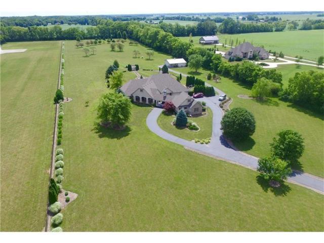 393 S Nay Road, Greenwood, IN 46143 (MLS #21628869) :: Heard Real Estate Team | eXp Realty, LLC