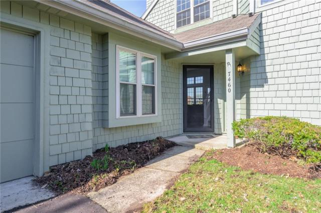7460 Harbour Isle #154, Indianapolis, IN 46240 (MLS #21628917) :: Richwine Elite Group