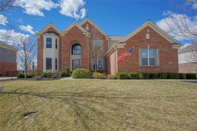 12378 Duval Drive, Fishers, IN 46037 (MLS #21628923) :: The ORR Home Selling Team