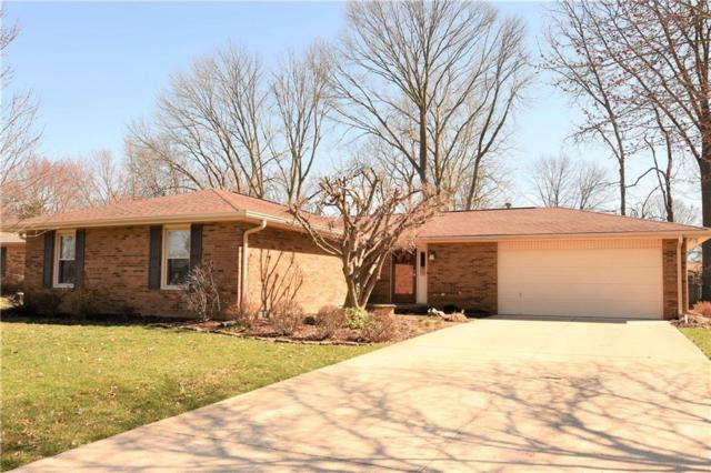 3335 Flintwood Drive, Columbus, IN 47203 (MLS #21628978) :: Mike Price Realty Team - RE/MAX Centerstone