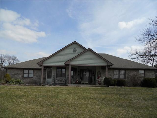 2500 Executive Drive, Shelbyville, IN 46176 (MLS #21629004) :: FC Tucker Company