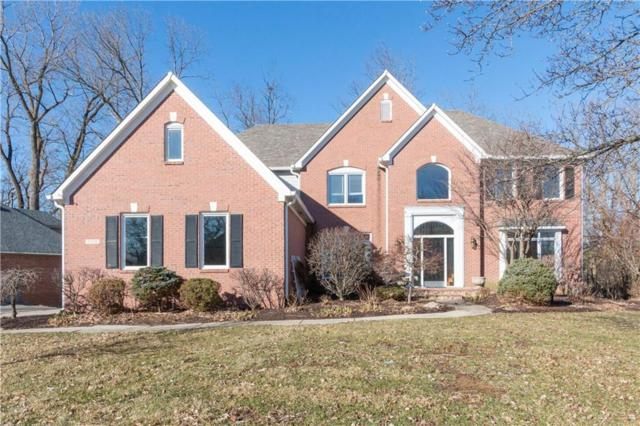 7320 Royal Oakland Drive, Indianapolis, IN 46236 (MLS #21629034) :: The ORR Home Selling Team