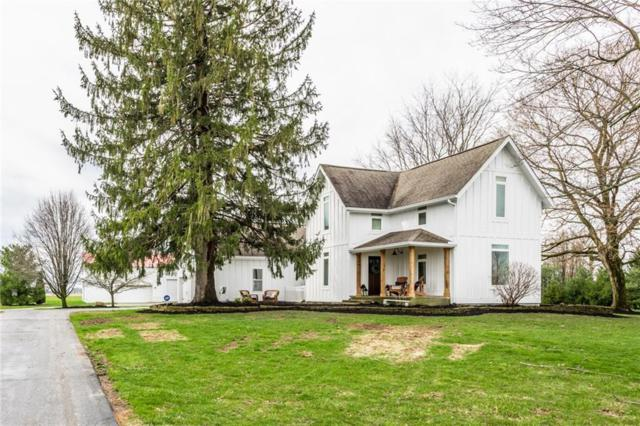 5211 E 256TH Street, Arcadia, IN 46030 (MLS #21629038) :: The Evelo Team