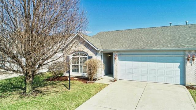 251 Clear Branch Drive, Brownsburg, IN 46112 (MLS #21629057) :: The ORR Home Selling Team