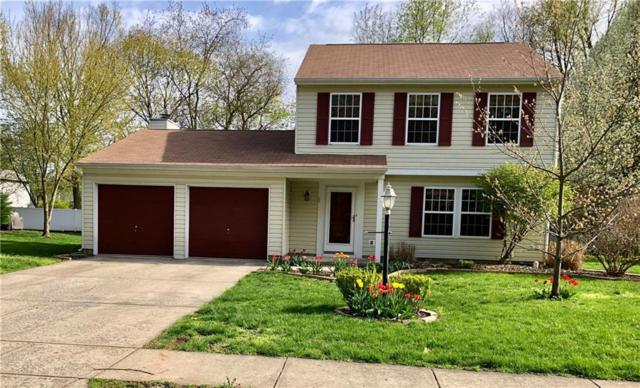 9355 Fairview Parkway, Noblesville, IN 46060 (MLS #21629073) :: The Indy Property Source