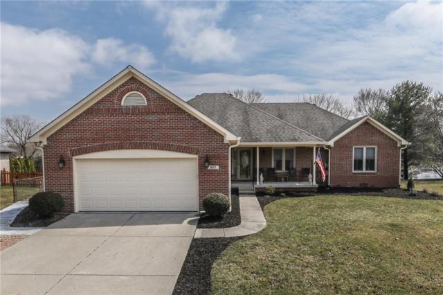 807 Wild Rose Lane, Greenwood, IN 46142 (MLS #21629113) :: The ORR Home Selling Team