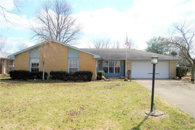 3415 Debra Drive, Anderson, IN 46012 (MLS #21629114) :: The ORR Home Selling Team