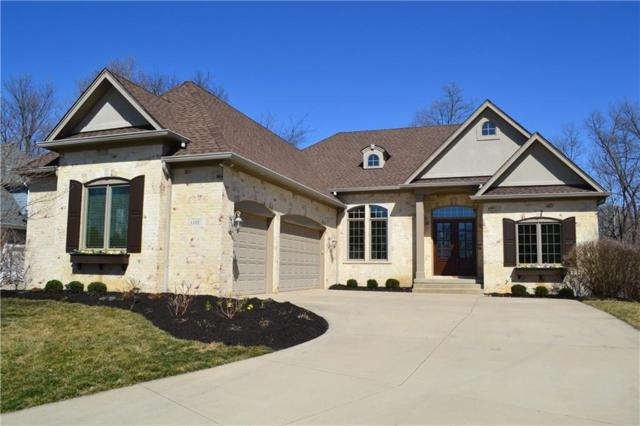 1105 Cape Coral Drive, Cicero, IN 46034 (MLS #21629116) :: The ORR Home Selling Team