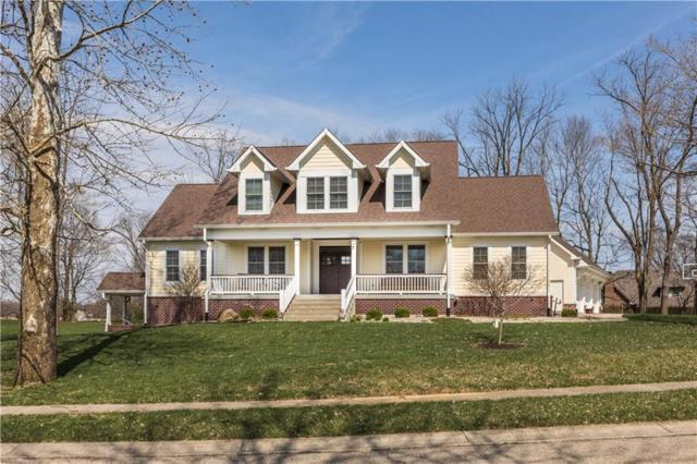 4722 Roxbury Drive, Pittsboro, IN 46167 (MLS #21629121) :: The ORR Home Selling Team