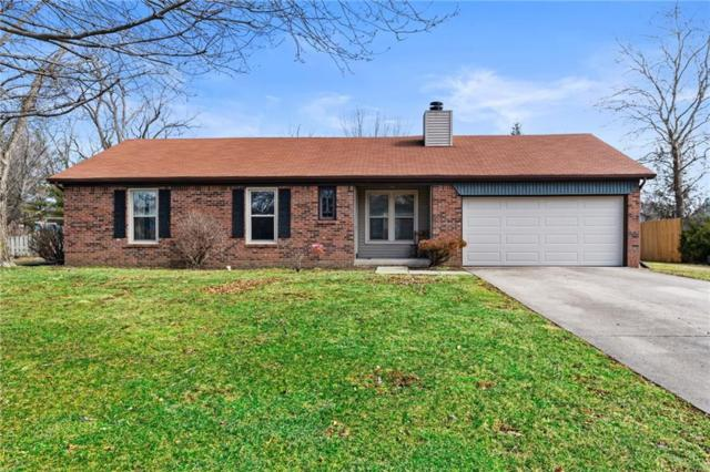 7433 Fairway Circle East Drive, Indianapolis, IN 46236 (MLS #21629124) :: Mike Price Realty Team - RE/MAX Centerstone