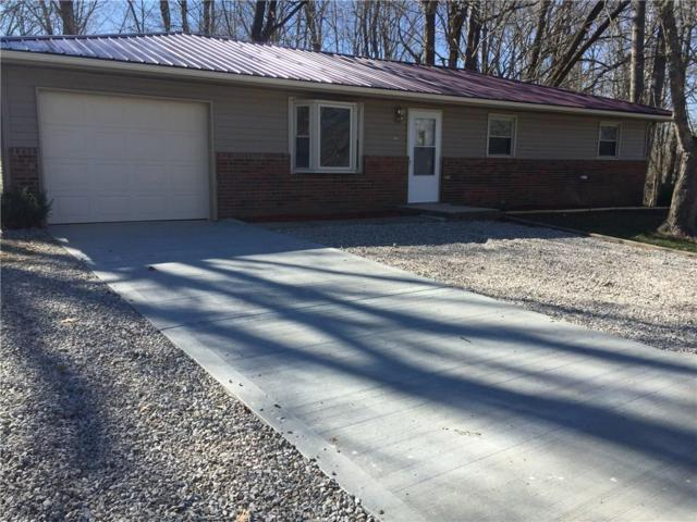 195 SE Cherokee Drive, North Vernon, IN 47265 (MLS #21629130) :: AR/haus Group Realty