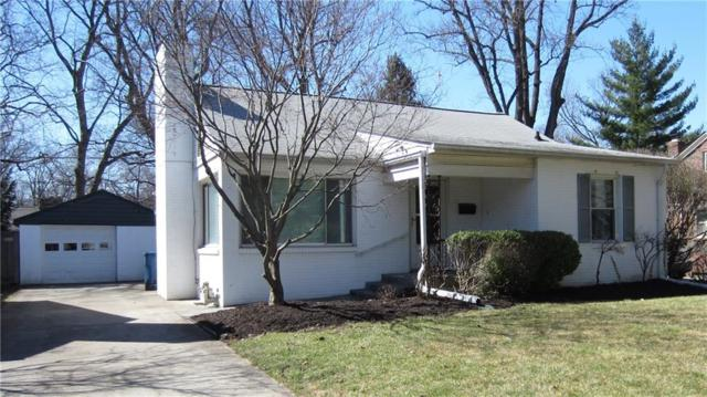 5722 Haverford Avenue, Indianapolis, IN 46220 (MLS #21629131) :: Richwine Elite Group