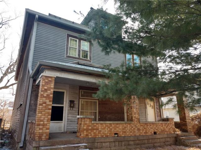 427 N State Avenue, Indianapolis, IN 46201 (MLS #21629138) :: The ORR Home Selling Team