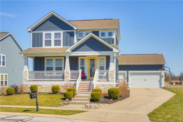 1365 Turner Trace Place S, Avon, IN 46123 (MLS #21629213) :: The Evelo Team