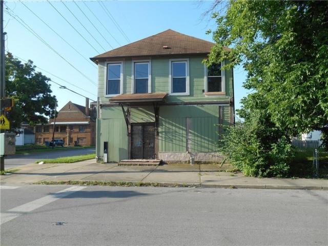1651 Fletcher Avenue, Indianapolis, IN 46203 (MLS #21629221) :: David Brenton's Team