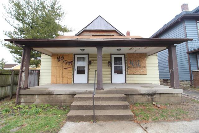 4110 E Washington Street, Indianapolis, IN 46201 (MLS #21629249) :: AR/haus Group Realty