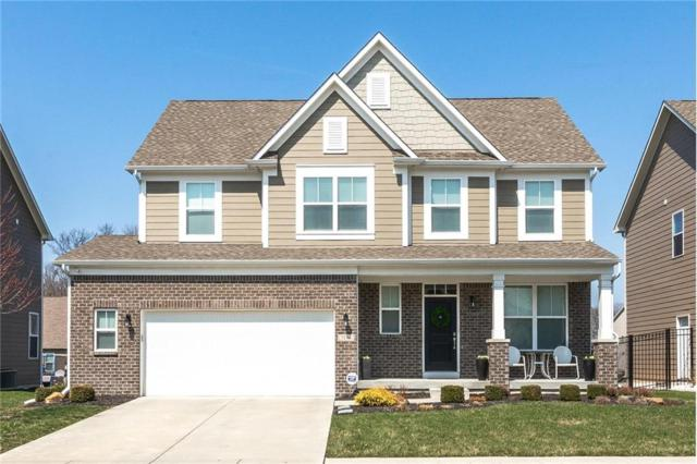 5840 Sly Fox Lane, Indianapolis, IN 46237 (MLS #21629263) :: The Evelo Team