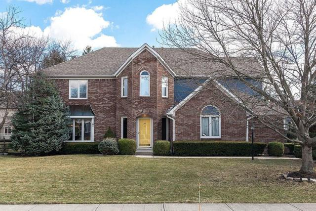 13895 Silver Stream Drive, Carmel, IN 46032 (MLS #21629362) :: Mike Price Realty Team - RE/MAX Centerstone