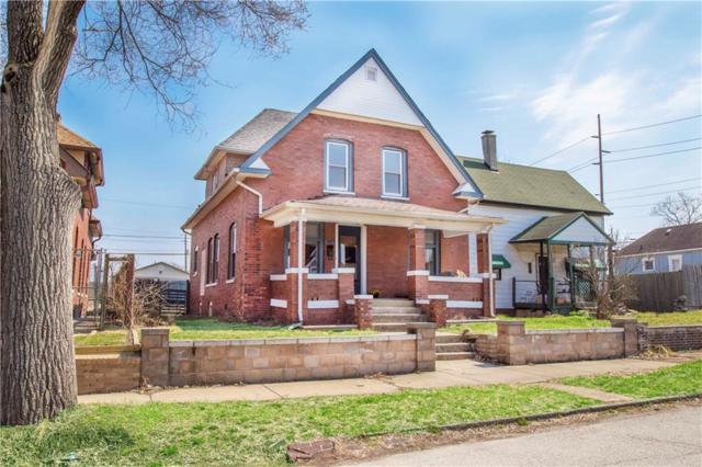1867 Barth Avenue, Indianapolis, IN 46203 (MLS #21629410) :: FC Tucker Company