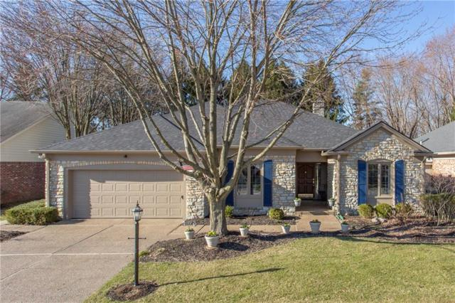 12215 Brompton Road, Carmel, IN 46033 (MLS #21629428) :: Mike Price Realty Team - RE/MAX Centerstone